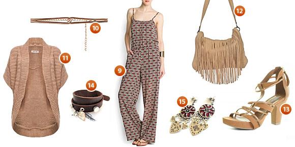 Suzi 39 s blog de bohemian trend op 2 manieren casual en - Personal shopper blog ...